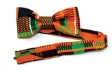 Men's Kente Bow Tie