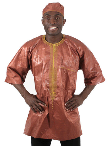Men's Brocade Dashiki