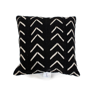 Malian Mudcloth Decorative Pillow