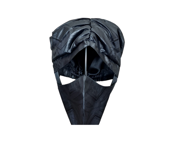 The Ona Headpiece & Mask Set
