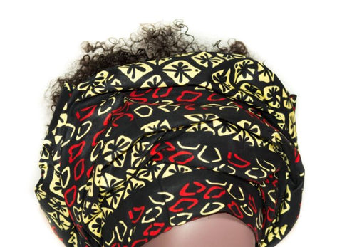 African Print Headwrap - Kimmie