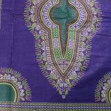 100% Cotton Traditional Print Fabric