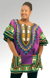 Unisex Premium Traditional Dashiki