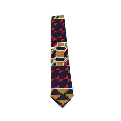 African Made Mens Neck Tie