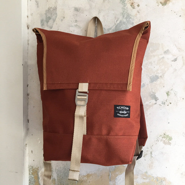 Flap Pack Burnt Orange