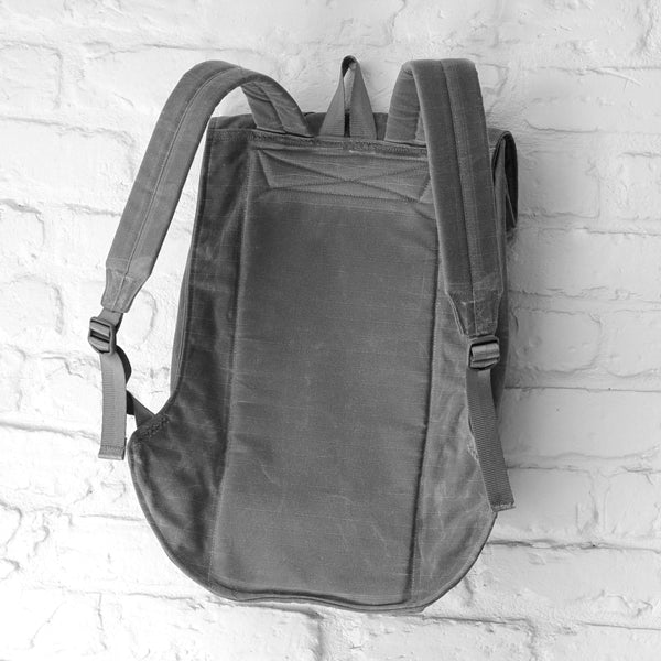 Roulez Pack Black w/ Black Leather