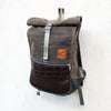 Roulez Pack w/ Alligator Leather Oak Brown