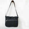 Roulez Satchel Black w/ Midnight Lily Woven