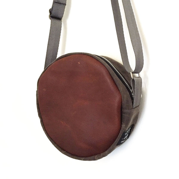 Le Tour Purse Oak w/ Leather