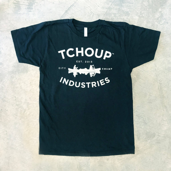 Tchoup Logo Tee
