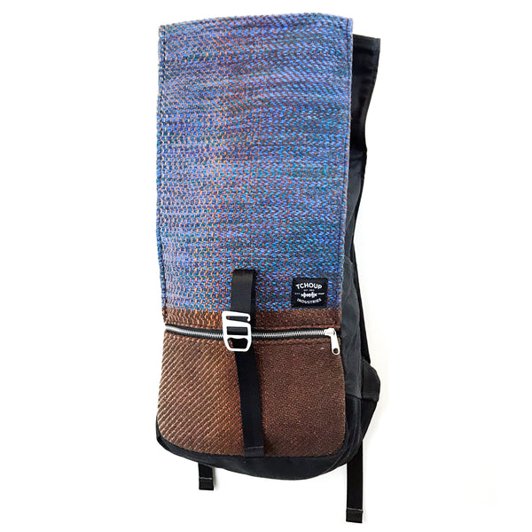 Roulez Pack Black w/ Land & Sky Woven