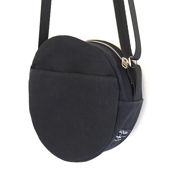 Le Tour Purse Black w/ Leather