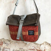 Roulez Satchel w/ Persimmon Brown Cotton