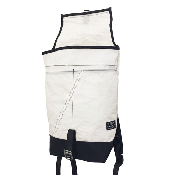 Flap Pack Recycled Sailcloth