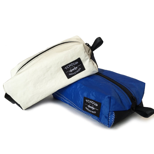 Ditty Bag in Recycled Sailcloth