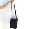 Convertible Mini Flap Pack Black