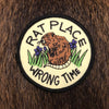Nutria Rat Patch