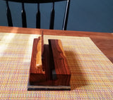 Kingwood Tablet Holder with Steel Base