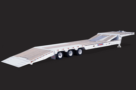 Hydraulic Tail Trailers