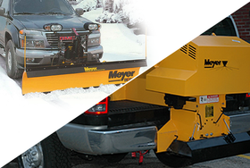 Snow Plow & Spreader Parts