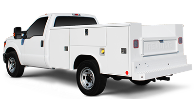 Truck Equipment from STS Trailers and Truck Equipment