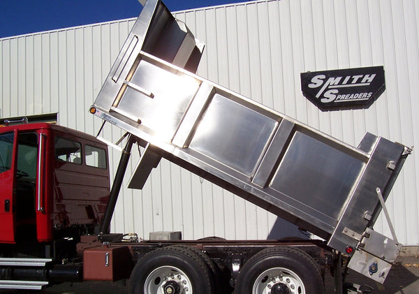 Smith Dump Box Auger Spreaders