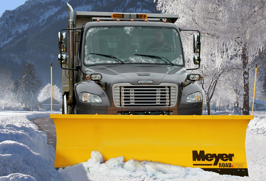 Meyer Road Pro-36 Snow Plow