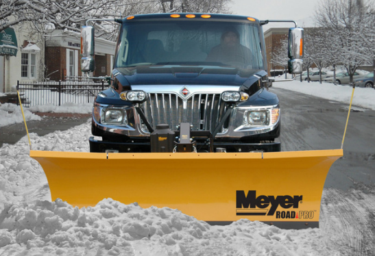 Meyer Road Pro 32 Snow Plow