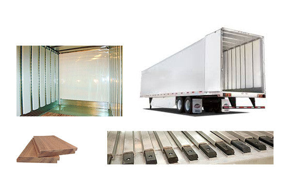 Heavy Duty Trailer Parts For Sale | Body Components and Flooring  | STS Trailer and Truck Equipment NY