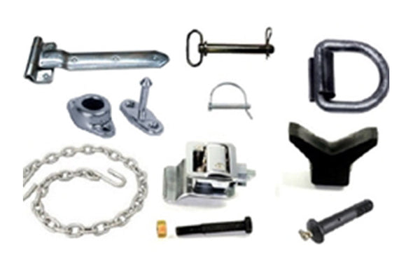 Light Duty Trailer Parts For Sale | Body Components and Flooring  | STS Trailer and Truck Equipment NY