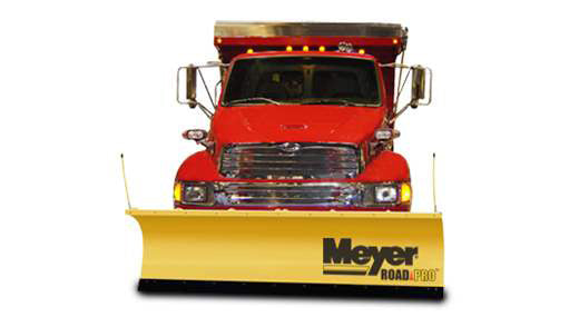 meyer snow plows for sale meyer road pro 36 municipal snow plow from sts trailer and truck equipment