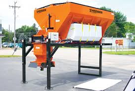 Swenson Liquid Spray Spreader System