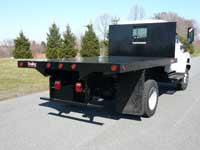 Reading Heavy Duty Platform Body for Sale | Heavy Duty Platform Bodies | STS Trailer and Truck Equipment - Syracuse, NY