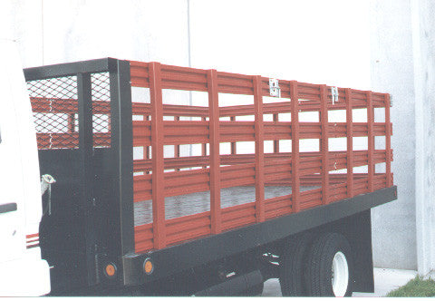 Tafco Scott Fleet Platform Body for sale | scott fleet platform bodies | sts trailer and truck equipment - syracuse, ny