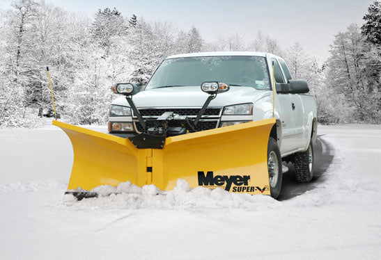 Meyer Super-V/V2 Snow Plow