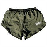 Green Best Damn Shorts