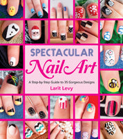 Spectacular Nail Art  book cover