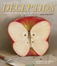 The art of deception book cover image