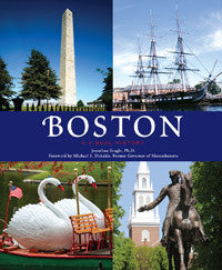 Boston<br><font size=2>A Visual History</font>
