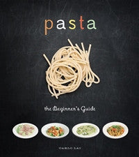 Pasta The Beginner's Guide book cover image