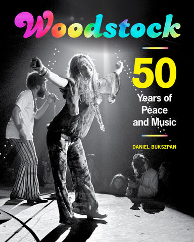 Woodstock<br><font size=2>50 Years of Peace and Music</font>