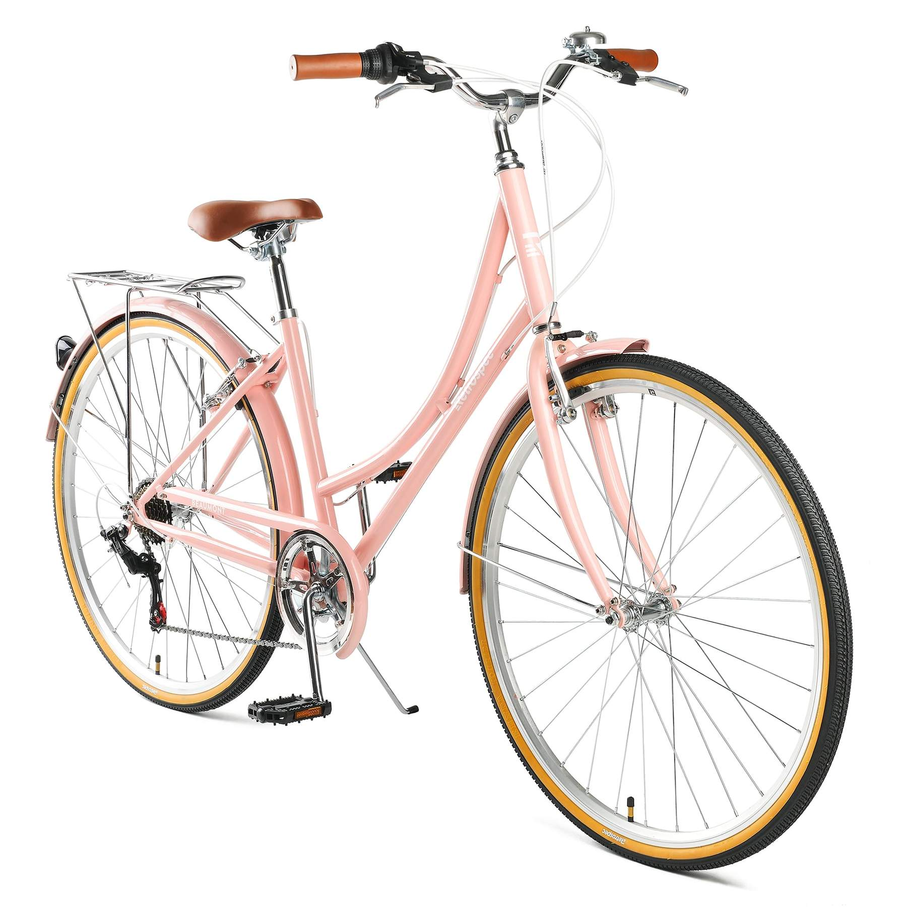 Beaumont 7 Speed - Blush Pink