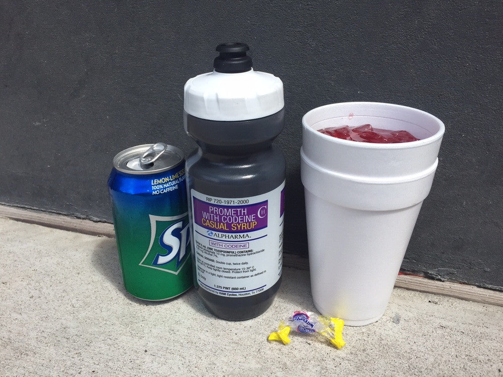 Lean Bottle