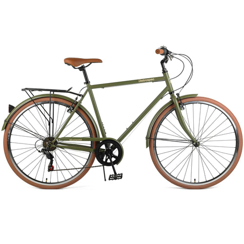 Beaumont 7 Speed - Olive