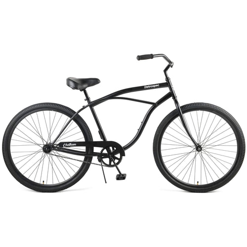 "Chatham 29"" Beach Cruiser 1s - Black"