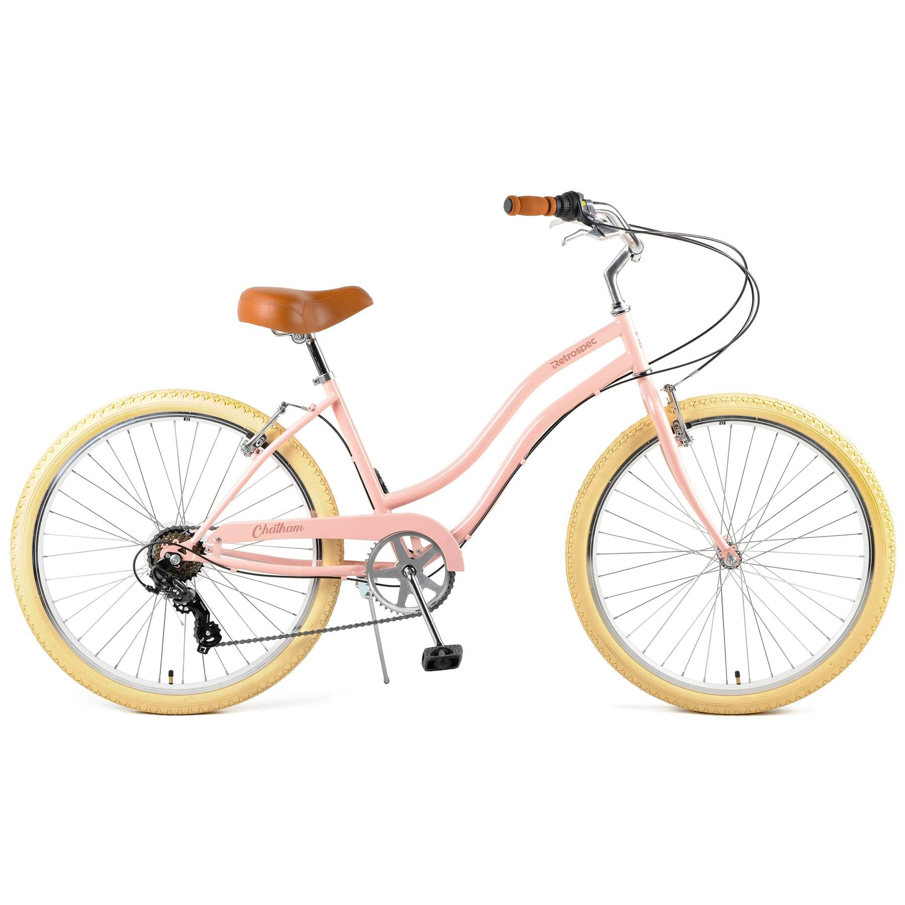 CHATHAM CRUISER 7SPEED Step-Thru - Blush Pink