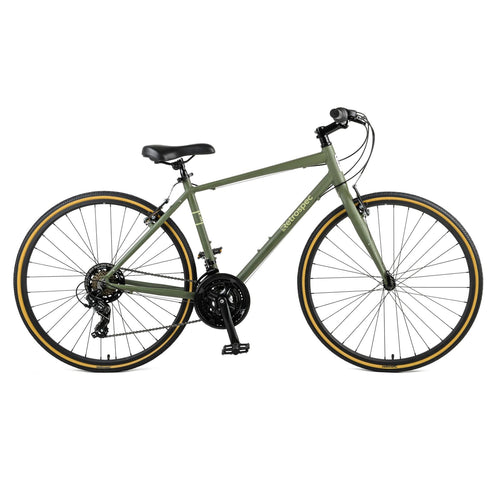 Atlas Hybrid Bike - Matte Forest Green