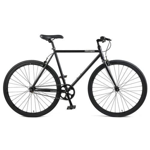 HARPER SINGLE SPEED/FG - Matte Black