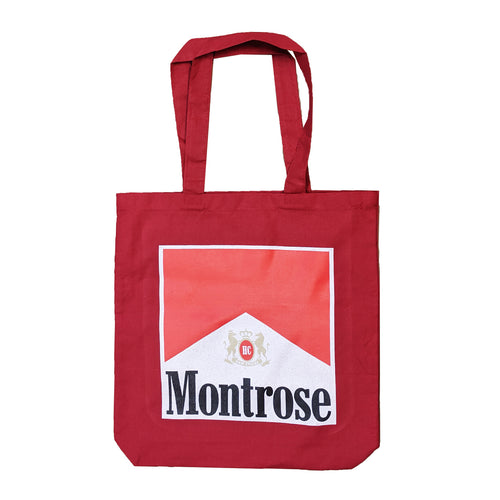 Montrose Tote - Red