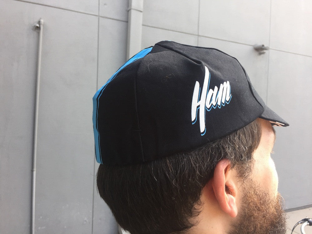 Ham Cycles x Cinelli Cap